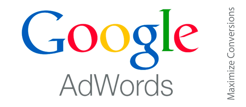 Maximize Conversions automated bid strategy in AdWords