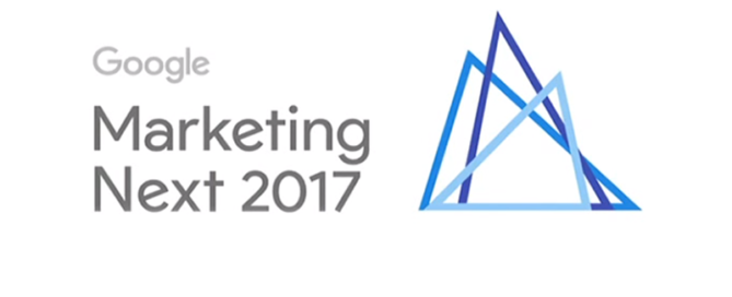 Google Next 2017 Marketing